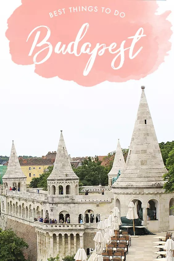 A Complete Guide to Things to Do in #Budapest, #Hungary - Everything from Buda to Pest, don't miss these picturesque locations!
