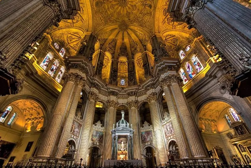 cathedral de malaga, things to do in malaga, what to do in malaga