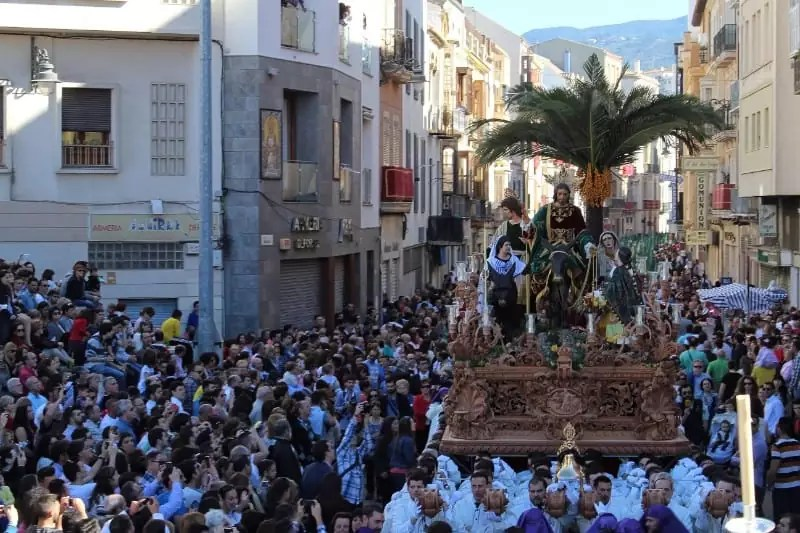 holy week, things to do in malaga, what to do in malaga