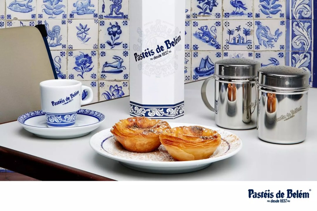 Pastéis de Belém; what is lisbon known for