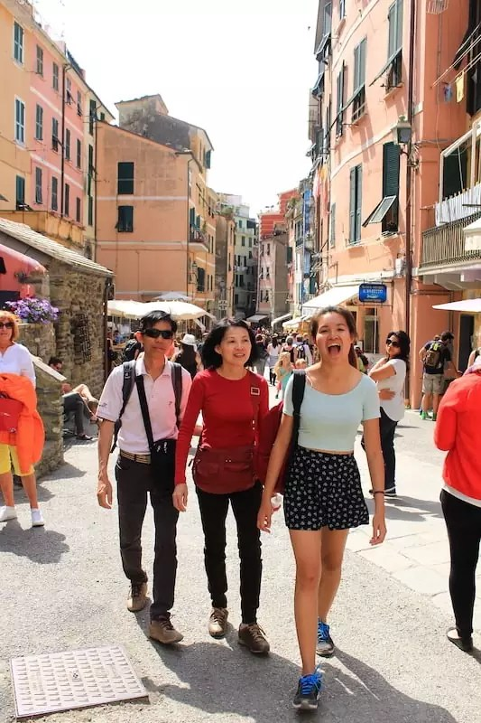 Vernazza streets, things to do in cinque terre, cinque terre villages