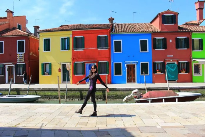Burano, Italy | Bel Around The World