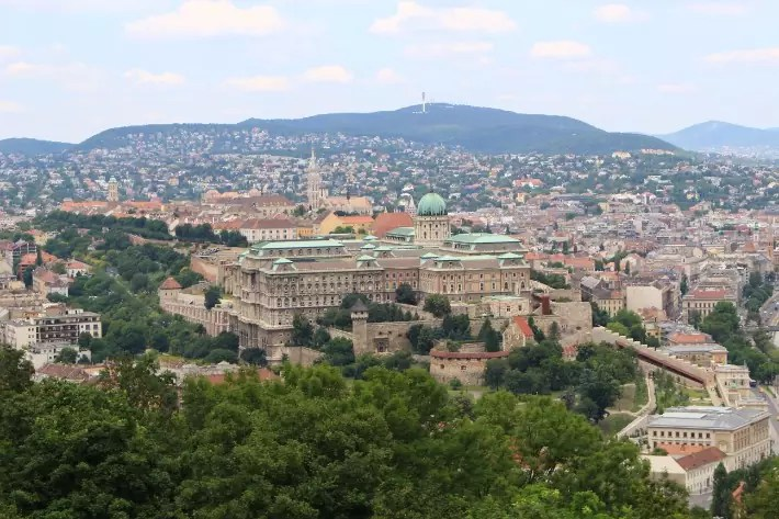 Buda Castle, things to do in budapest, what to do in budapest, what to eat in budapest, hungary