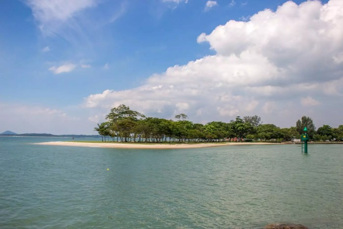 Changi Beach|Singapore's Changi Village
