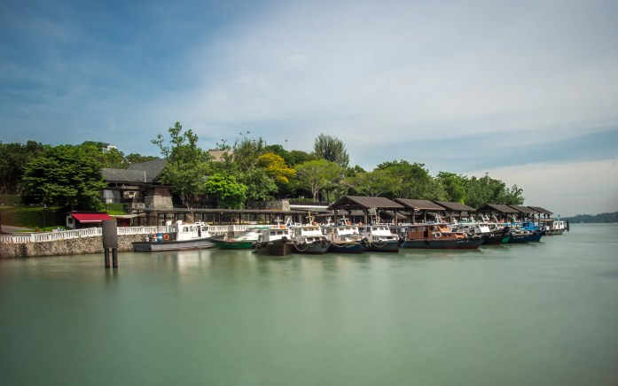 Changi Point Ferry Terminal|Singapore's Changi Village