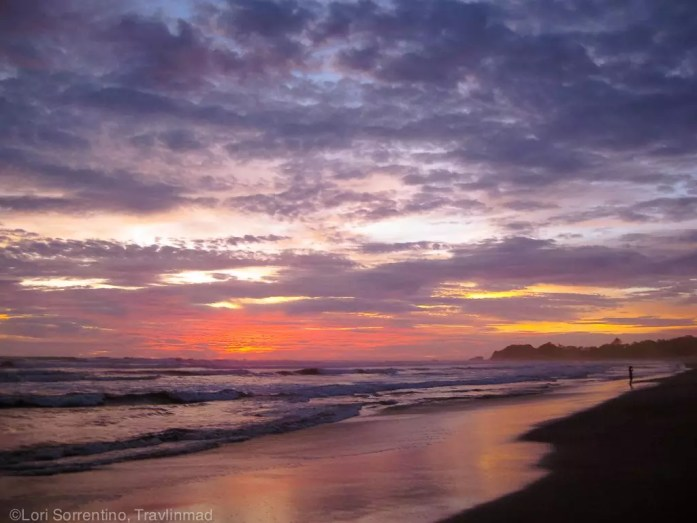 Playa Guiones in Nosara, Costa Rica | 12 Best Beaches In The World To Include In Your Bucketlist