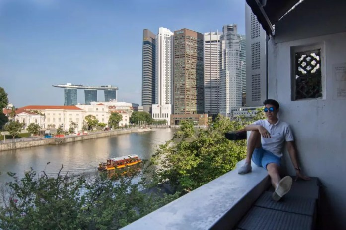 Hostel Review: 5footway.inn Project Boat Quay
