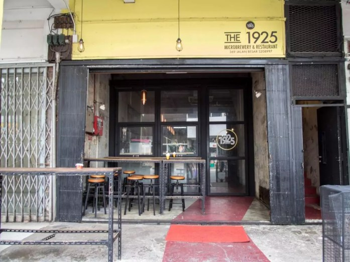 The 1925 Microbrewery & Restaurant Jalan Besar Singapore