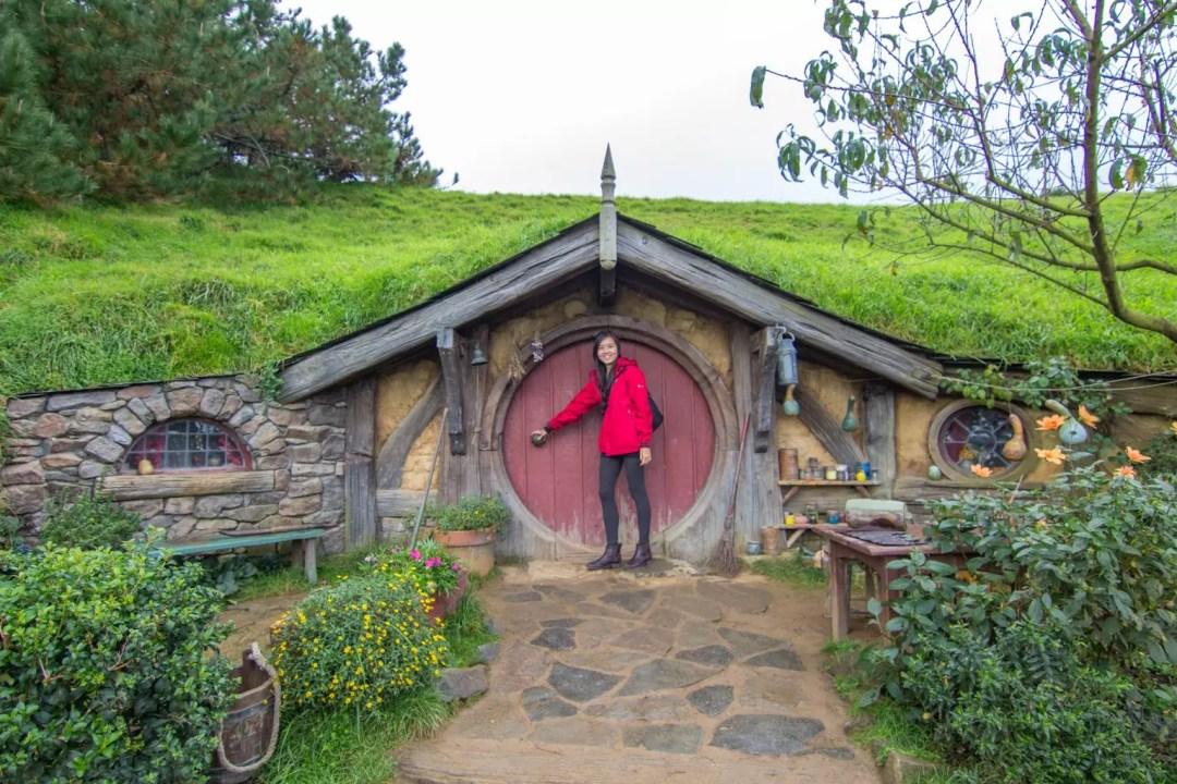 Hobbiton Movie Set Tour Lord of The Rings Matamata hobbit entrance