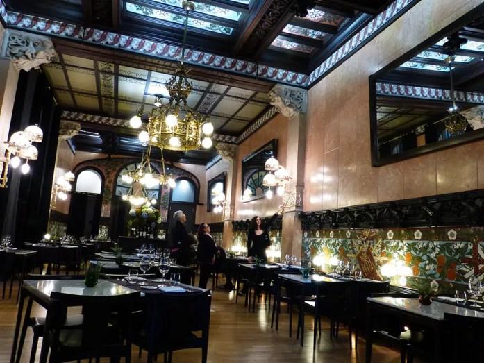Hotel España de Barcelona