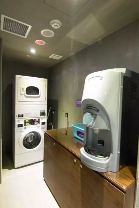 WESTGATE Hotel Taipei laundry