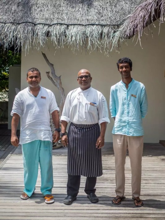 outrigger konotta maldives friendly hospitality service