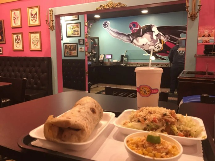 FAMOUS mexican food in san diego california usa