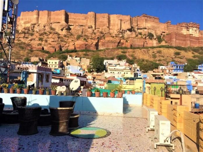 Jodhpur, India- Mehrangarh Fort