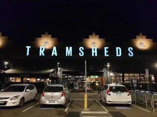 dinner Tramsheds, What to eat in Sydney, Australia