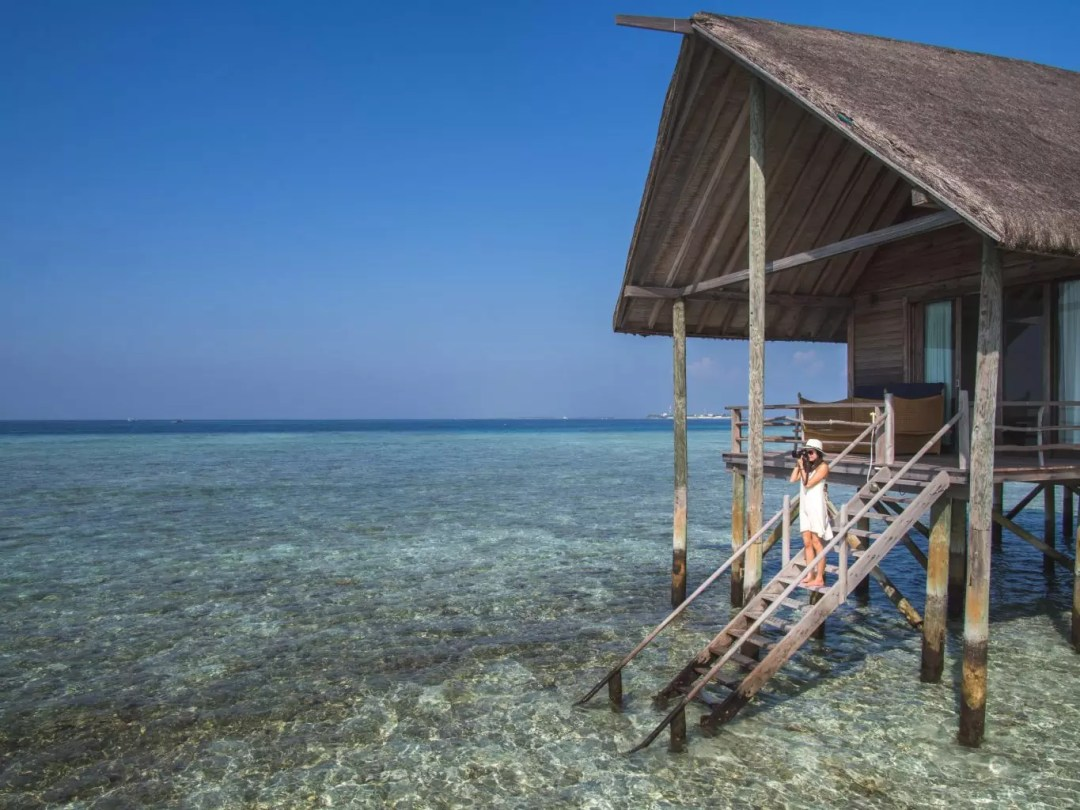 maldives COMO-Cocoa-Island-villa-private-terrace