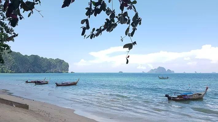 Ao Nang Beach, island hopping tour, things to do in krabi, what to do in krabi, where to stay in krabi