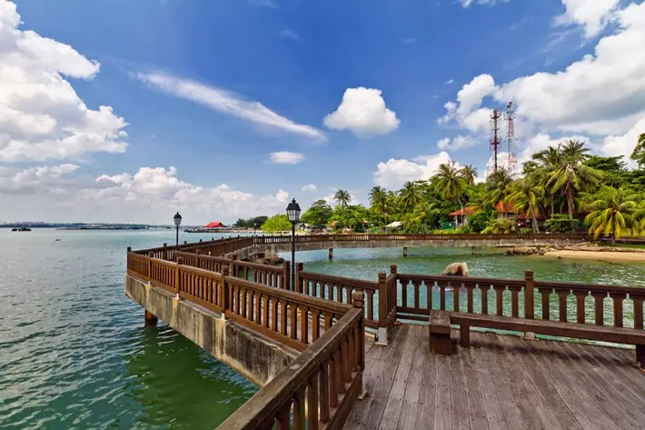 Pulau-Ubin-Singapore nature park