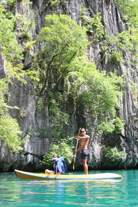 el nido kayak smal lagoon, el nido palawan philippines, how to get to el nido, el nido tour package, things to do in el nido