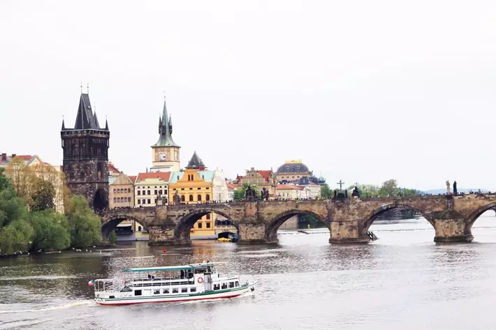 PragueCharles Bridge, visiting prague, 3 days in prague