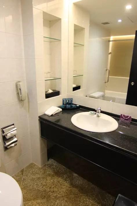 PARKROYAL Saigon bathroom toilet