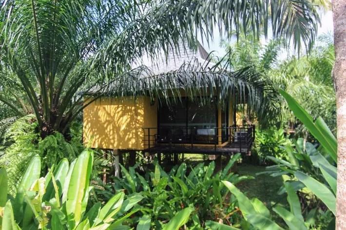 anurak community lodge khao sok national park hut
