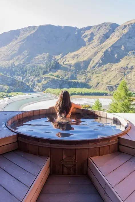 onsen hot pools queenstown new zealand
