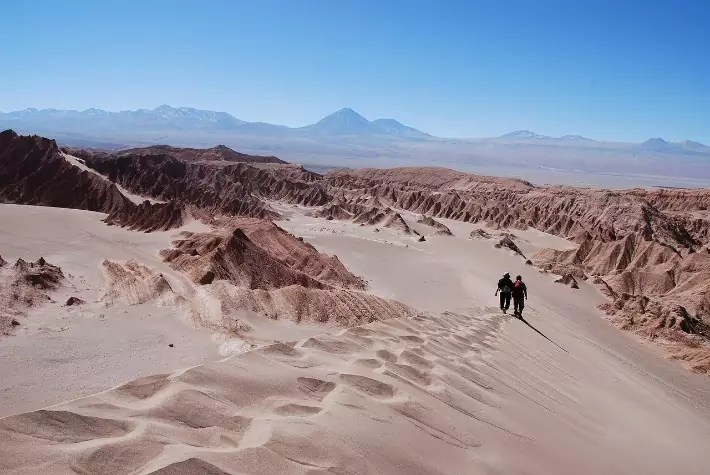 Atacama Desert, Chile, stargazing