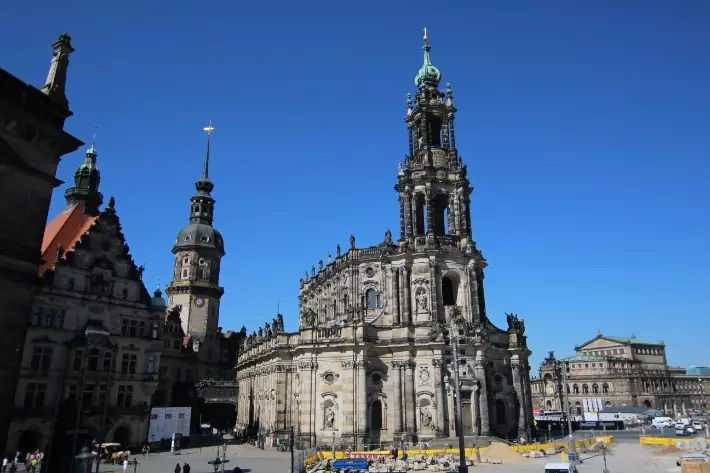 Katholische Hofkirche, Things to Do in Dresden, Germany