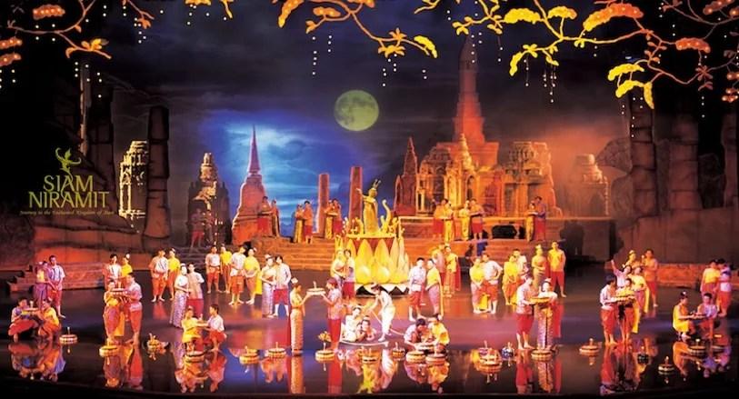 Siam Niramit fantasea phuket thailand