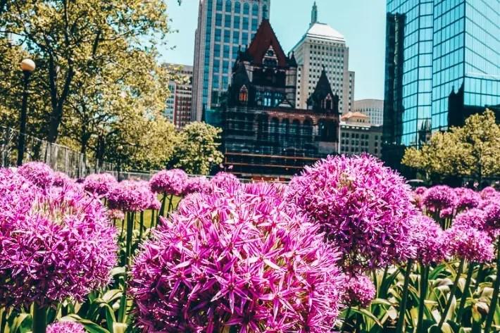 Trinity Church, 2 Days in Boston, weekend in Boston itinerary