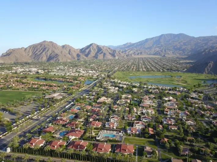 Palm Springs, California; Best drones for travel