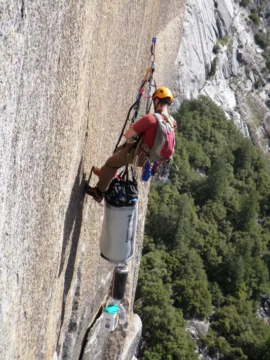 Rock Climbing & Bouldering in Yosemite National Park
