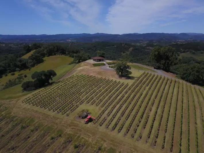 Sonoma, California; Best drones for travel