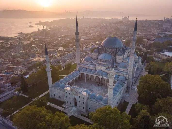 istanbul turkey - adventographer.com; Best drones for travel