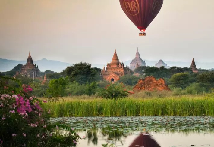 bagan, Myanmar tourist attractions, places to visit in Myanmar