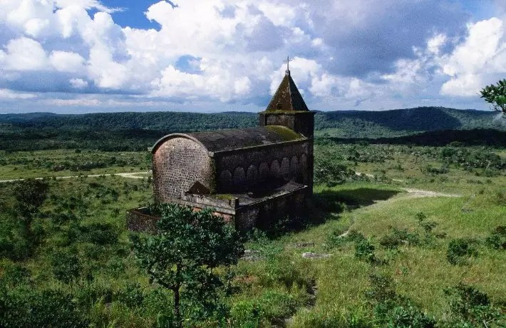 Bokor-National-Park, Vietnam-Cambodia Tour itinerary