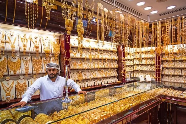 Golden Souk, Reasons Why You Should Visit Dubai