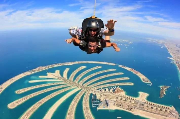 Skydiving Dubai, Reasons Why You Should Visit Dubai