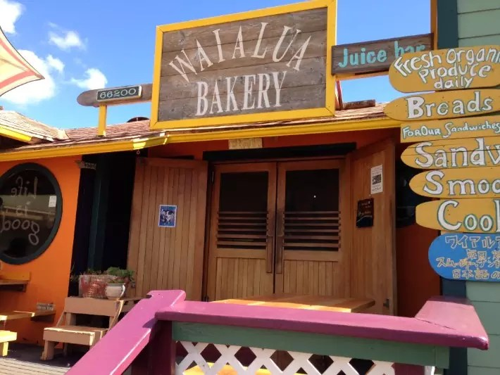 Waialua Bakery, North Shore Oahu Activities