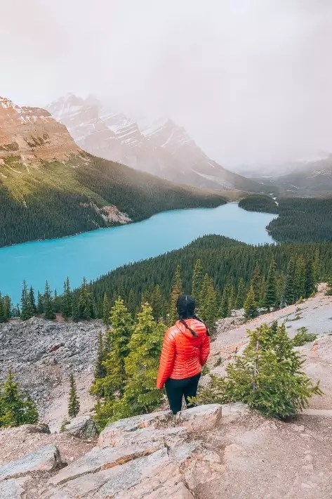Hikes in Banff, things to do in Banff, Canada (11 of 11)