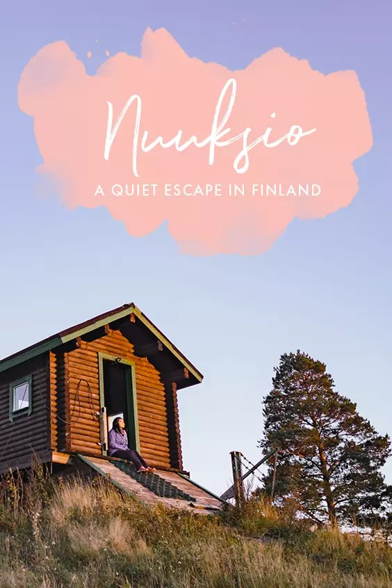 Sure you can visit Nuuksio National Park in Finland on a day trip from Helsinki. But staying in the park? That's a whole new zen experience. Read about it here! #Nuuksio #NationalPark #Finland #Helsinki