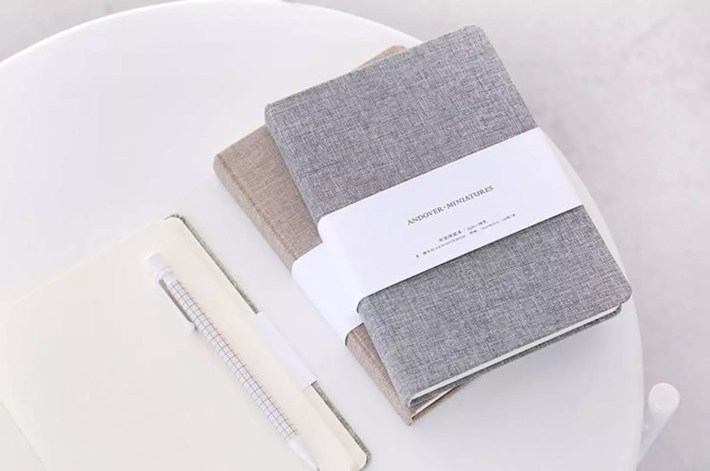 notebook write idea