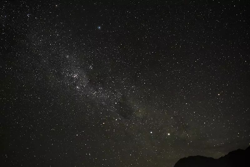 Mount Cook Aoraki New Zealand stars max, Astrophotography for beginners