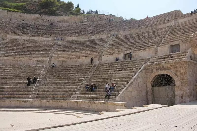 Amphitheatre, things to do in amman jordan