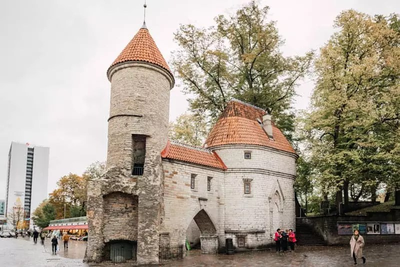 Viru Gates destroyed, Things to do in Tallinn, Estonia