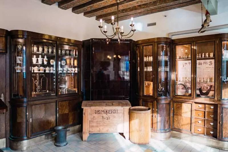 town hall pharmacy Raeapteek history, Things to do in Tallinn, Estonia