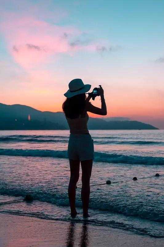 My Khe beach, Da Nang beach, Vietnam