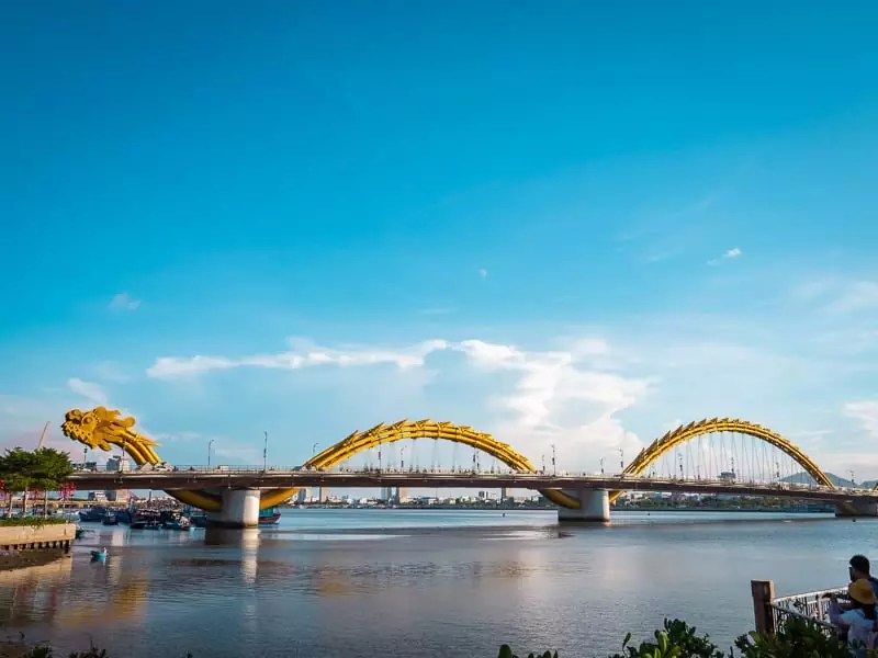 Dragon Bridge, Things-to-do-in-Da-Nang-Vietnam