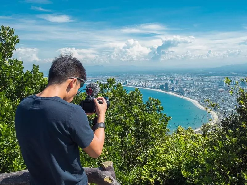 Ban Ko Peak, son tra peninsula, viewpoint, Things-to-do-in-Da-Nang-Vietnam